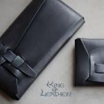 The Orikawa wallet ブラック