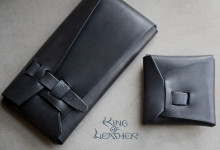 The Orikawa wallet ブラック