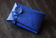 The SAI Cardcase  ブルー