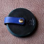 The Reel Earphone Wrap ブラック×ブルー