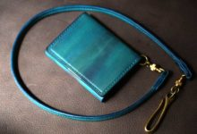 O.K. Passcase ブルー
