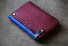 The Big Bang Wallet  レッド×ブルー