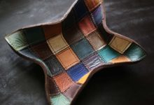 Patchwork Tray