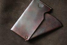 The Army Cardcase  錆びたシルバー