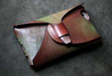 iPhone6S 銅グリーン