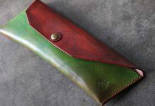 The Kirekkire Pencilcase 銅グリーン