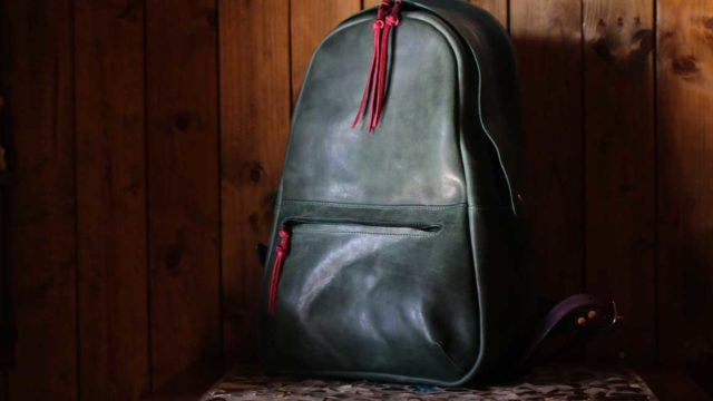 The Stylish Hunter Day Pack ダークグリーン