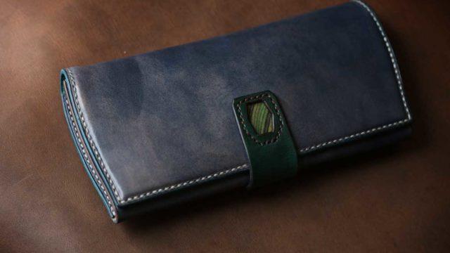 The Napoleon Wallet 札束入れつき限定モデル