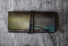 The Assassin Wallet 青と金の夜