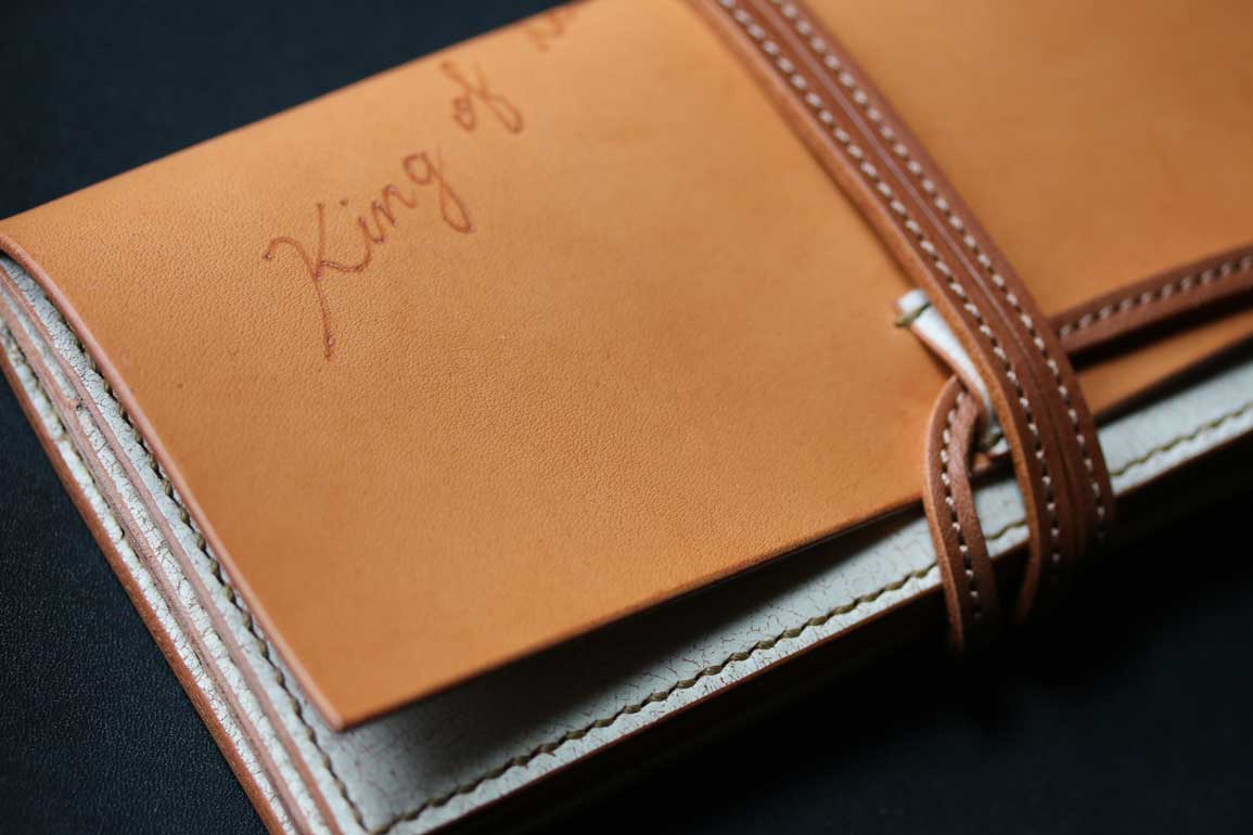 エルバマット×オールドキャニオン紐財布