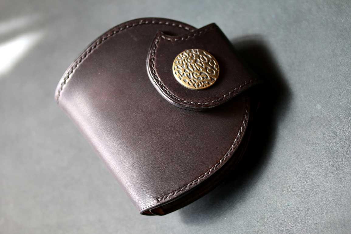 ヒョウコンチョ丸財布