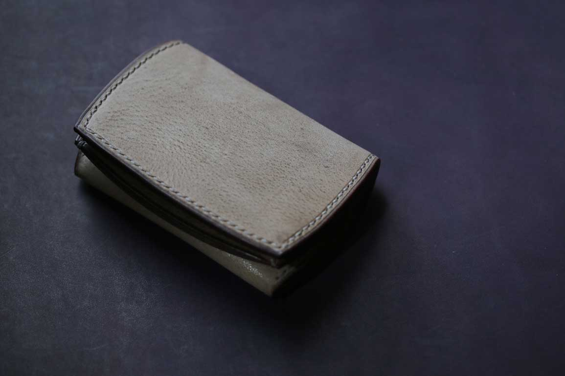 グレーコインケース