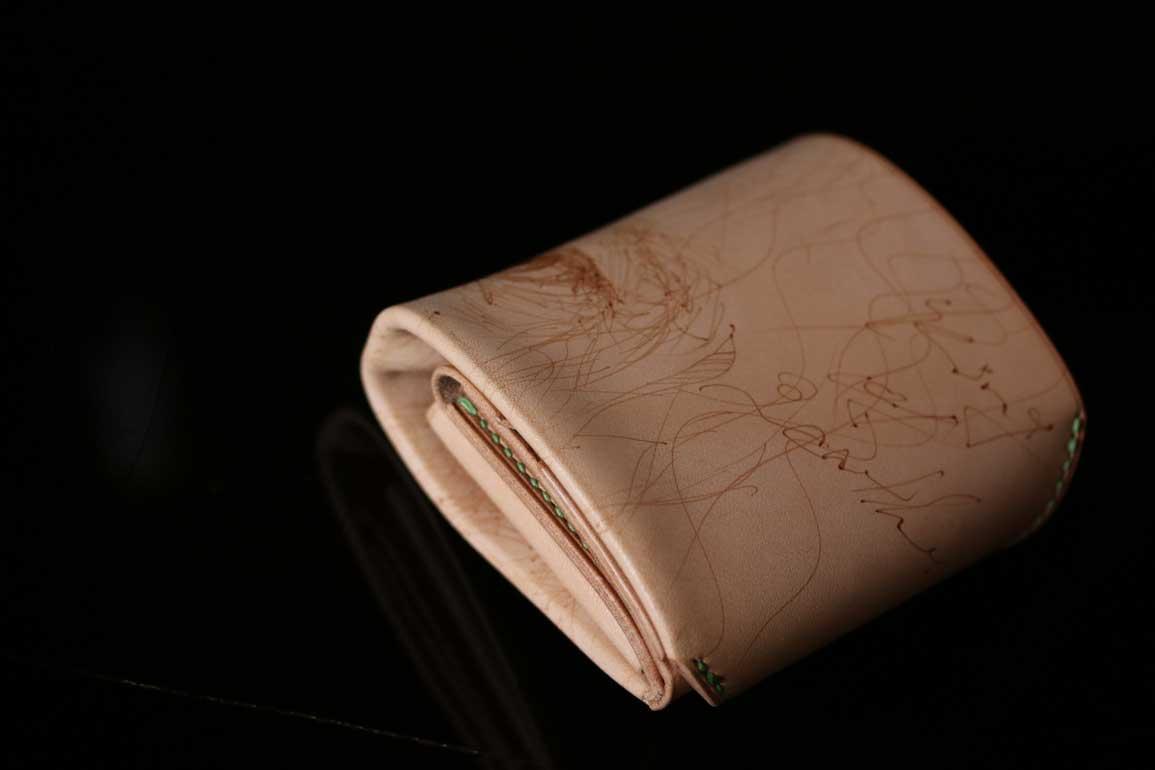 絵描き財布